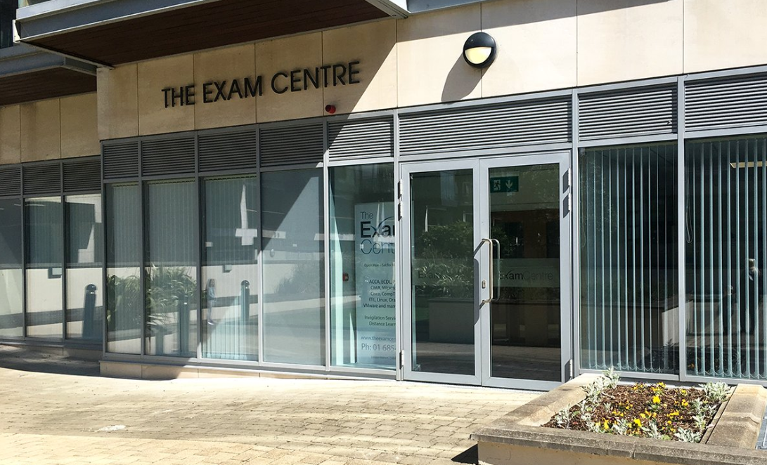 professional exam centre dublin